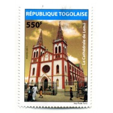 EGLISES - 100 TIMBRES DIFFERENTS