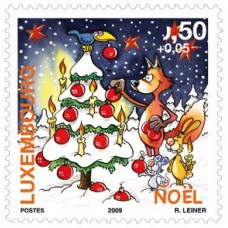 NOEL - 25 TIMBRES DIFFERENTS