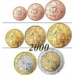 France 2000 : Série complète euro neuve