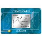 Timbre de France en Argent - Valeur faciale 5 euro