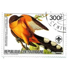 OISEAUX - 100 TIMBRES DIFFERENTS