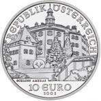 Autriche 2002 - 10 euro Ambras