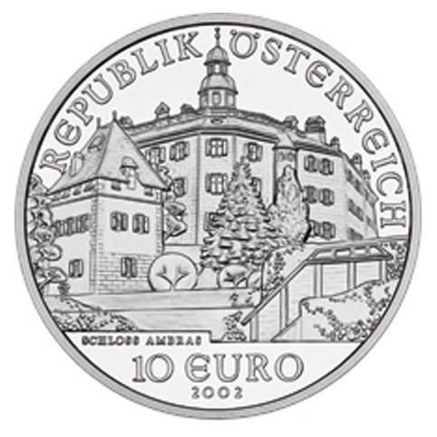 Autriche 10 ? - 2002 - Ambras