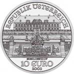Autriche 2003 - 10 euro Schlosshof