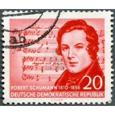 PEINTRES ALLEMANDS - 25 TIMBRES DIFFERENTS