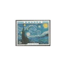 PEINTRES Impressionnistes - 50 TIMBRES DIFFERENTS