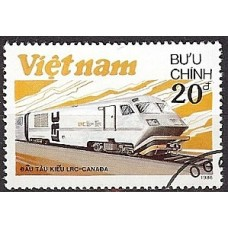 TRAINS - 800 TIMBRES DIFFERENTS