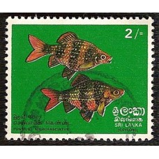 POISSONS - 100 TIMBRES DIFFERENTS