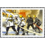 POMPIERS - 100 TIMBRES DIFFERENTS