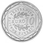 Semeuse 2009 - 10 euro Argent