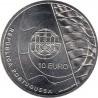 PORTUGAL 2007 - 10 EUROS VOILE