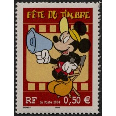 WALT DISNEY MICKEY - 100 TIMBRES DIFFERENTS