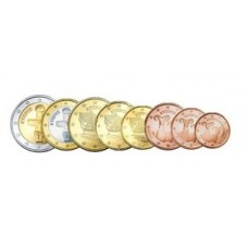 CHYPRE 2012 - SERIE EURO COMPLETE