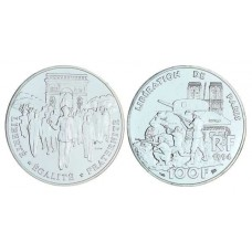 100 FRANCS ARGENT LIBERATION DE PARIS