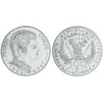 100 Francs Argent Marie Curie