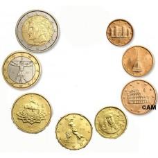 ITALIE 2012 - SERIE EURO COMPLETE NEUVE
