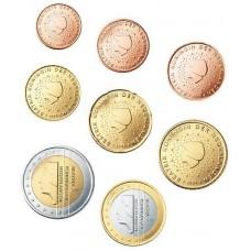 PAYS-BAS 2009 - SERIE EURO COMPLETE NEUVE