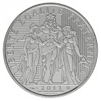 Hercule 2013 - 10 euro Argent