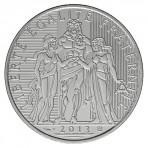 France 2013 - 10 euros Argent Hercule