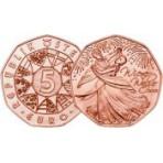 Autriche 2013 - 5 euro Valse de Vienne