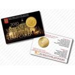 Vatican 2010 - Coincard Benoit XVI