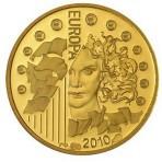 Europa 2010 - 5 euro Or