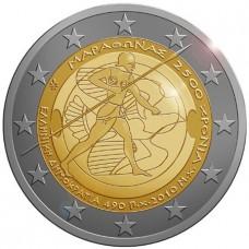 GRECE 2010 - 2 EUROS COMMEMORATIVE