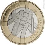 Finlande 2011 - 5 euro Carélie