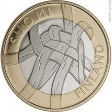 5 euros Finlande 2011 - KARELIE