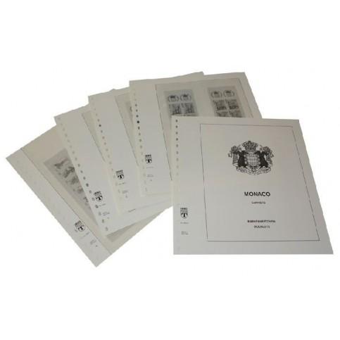 MONACO CARNETS 1989/2000 - ALBUM PRE IMPRIMES