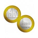 Slovénie 2013 - 3 euro Anniversaire