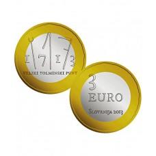 SLOVENIE 2013 - 3 EURO Anniversaire