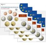 Allemagne 2013, les 5 ateliers - Coffrets euro BU