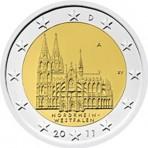 Allemagne 2011 - 2 euro commémorative