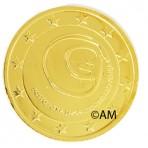 Slovénie 2013 - 2 euro commémorative dorée à l'or fin 24 carats
