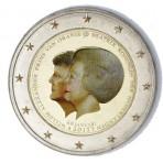 Pays-Bas 2013 - 2 euro commémorative en couleur