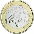 Finlande 2010 - 5 euro Satakunta