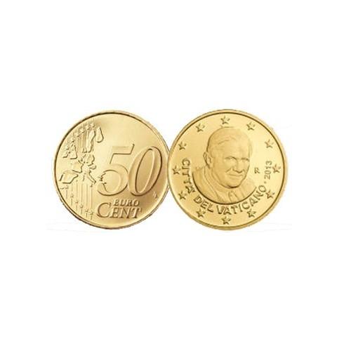 Vatican Benoit XVI - 50 Cents
