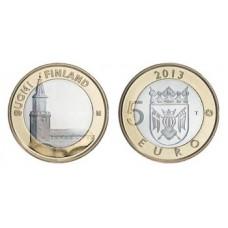 Finlande 2013 - 5 Euro Proper Série 'Architecture'