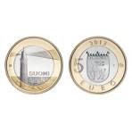 Finlande 2013 - 5 euro Aland Série 'Architecture'