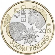 Finlande 2013 - 5 euro Eté Série 'Nature du Nord'