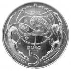Saint Marin 2007 - 5 euro Argent