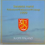Finlande 1999 - Coffret euro BU