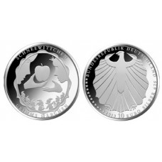 Allemagne 2013 - 10 euro Blanche Neige