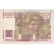 100  Francs - Paysan - 1945-1954 - Belle qualité