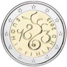 Finlande 2013 - 2 euro commémorative Parlement