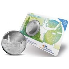 Pays-Bas 2013 - Coincard 5 euro 'Palais de la Paix '