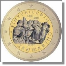 Saint Marin 2013 - 2 euro commémorative