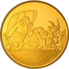 Astérix - 100 euro Or