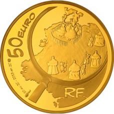 Astérix - 50 euro Or